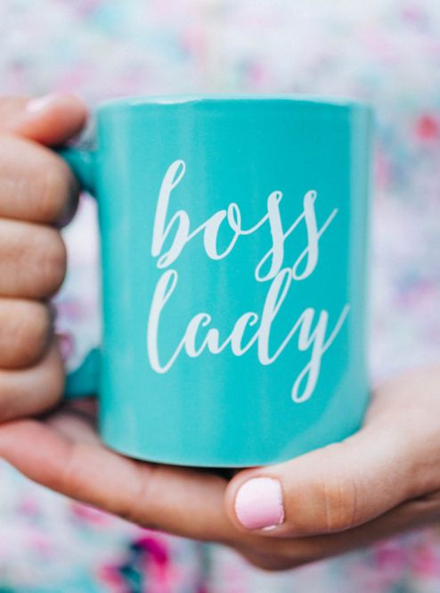 Boss Lady.                                                                                                                                                                                 More