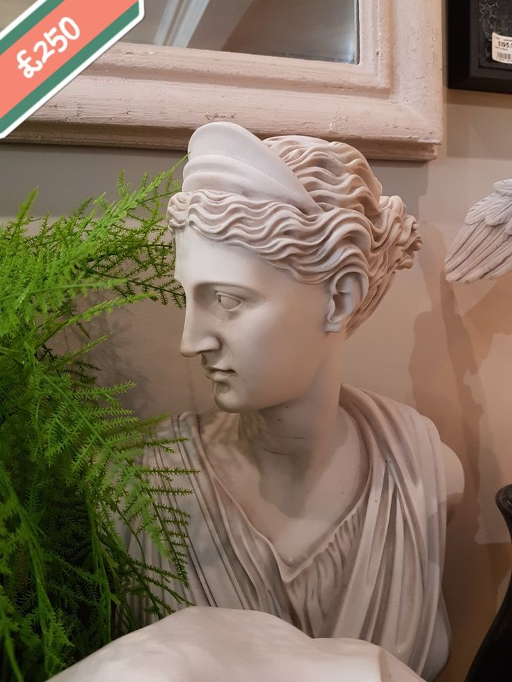 Marble bust of Diana.   #collectable #Marble #sculpture #Leamington ##loveleamington #gift