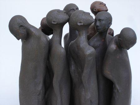 ceramic figures 1