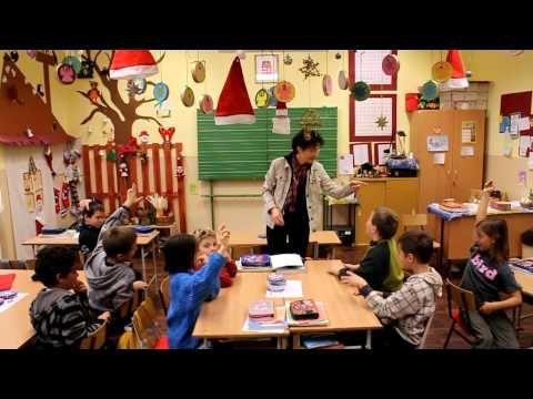 ▶ Matematika óra a Piroskavárosi Általános Iskola 2. osztályában - YouTube