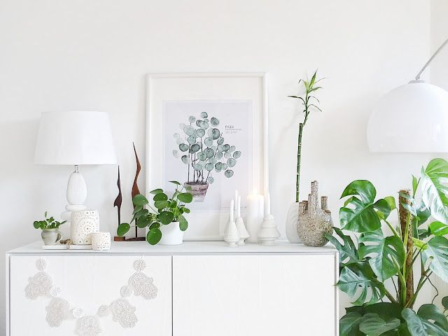 Ber ideen zu wohnzimmer pflanzen auf pinterest - Stilreich blog ...