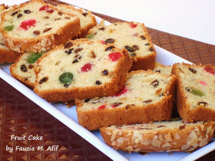 This beautiful and colourful light fruit cake is the perfect accompaniment for tea or coffee and is really easy to put together.