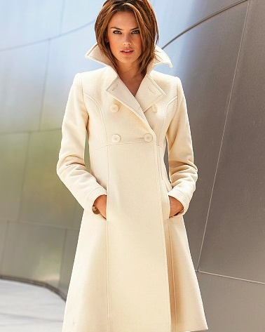 1000  ideas about White Winter Coat on Pinterest | Winter coats