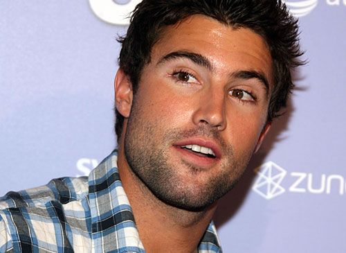 Brody Jenner, one of Bruce Jenner's sons, your offspring is frickin' gorgeous! ;-)