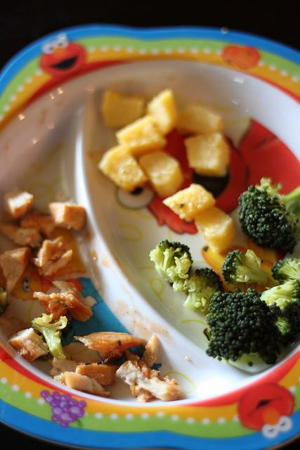 Toddler Food and Picky Eaters!