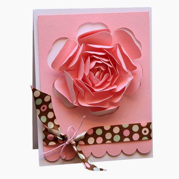 ermosa tarjeta necesitas imprimir la plantilla de flores que a continuación te muestro.