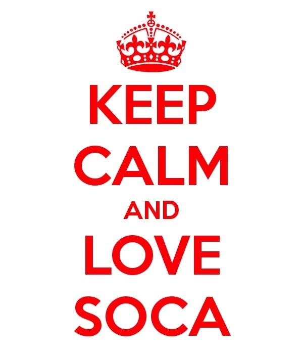 Soca is life