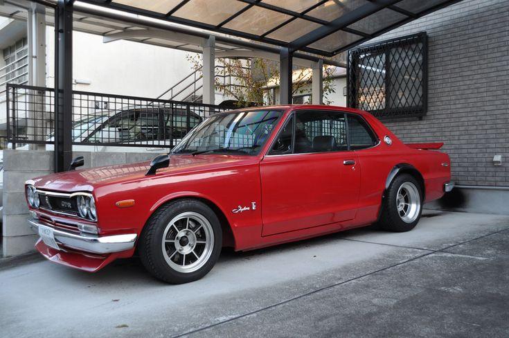 Nissan Skyline C10 GTR
