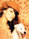 Mariah Carey and Jackson P. Mutley  http://celebrityenglish-alex.blogspot.com/2012_01_22_archive.html