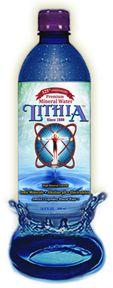 Lithia Water Bottle