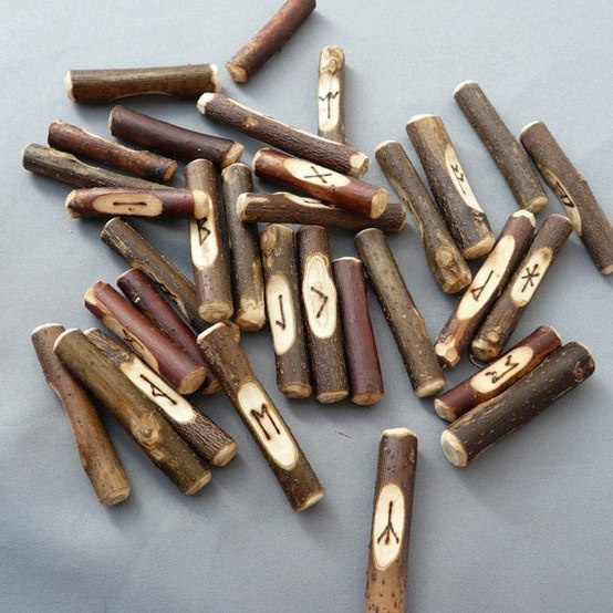 wood rune