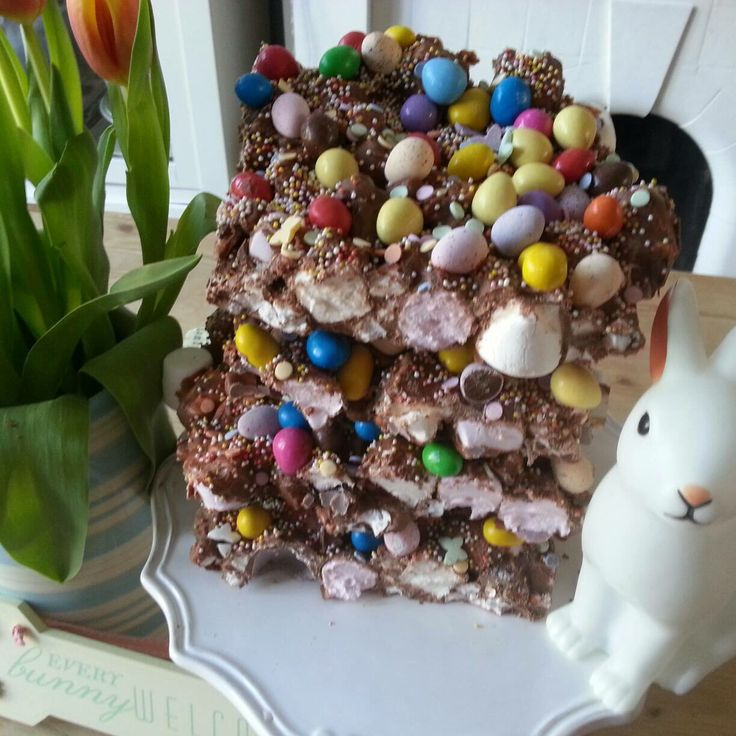 Our rocky road