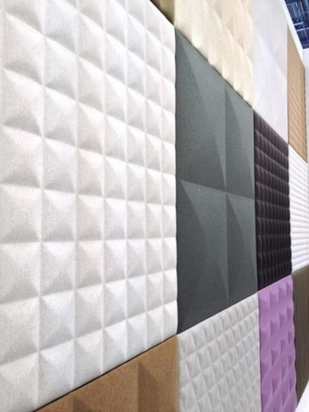 BuzziTile 3D - Self Adhesive Wall Tile