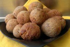Polpettine aperitivo con ceci e pinoli - Tutte le ricette dalla A alla Z - Cucina Naturale - Ricette, Menu, Diete