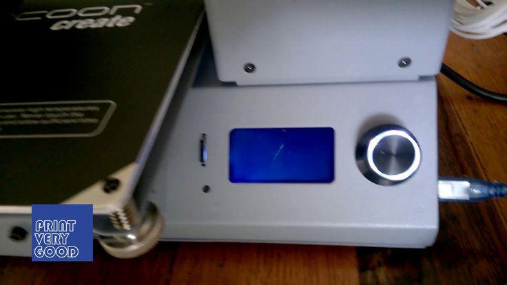Aldi Cocoon Create Mini 3D Printer REVIEW