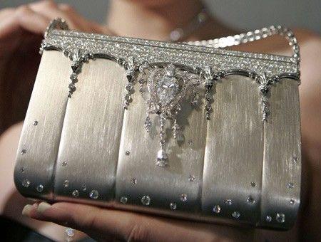 Top-Ten-Most-Expensive-Womens-Handbags: The Hermes Birkin bag created by Japanese designer Ginza Tanaka - $1.9 million