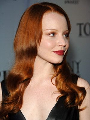 Best Copper Red Hair Color - Pictures of Celebrities with Copper Red Hair - Marie Claire