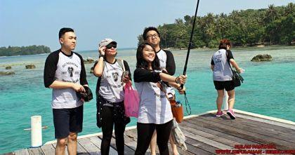 Pulau Pantara Island   Travel Kepulauan Seribu