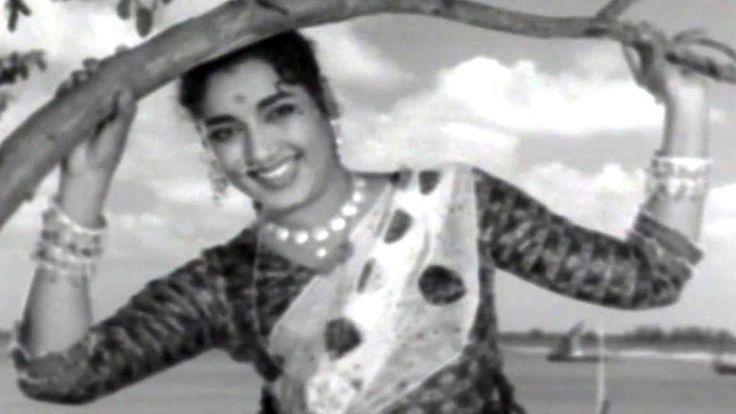 Mooga Manasulu Songs - Godari Gattundi Gattu Meeda - Akkineni Nageswara ...