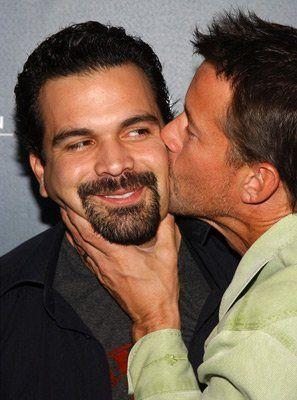 Ricardo Chavira and James Denton, 2005