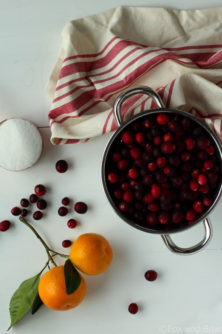 This classic cranberry sauce takes 10 minutes to make and is so much better than the canned version! Can be made up to two days ahead of time to make your Thanksgiving easier.