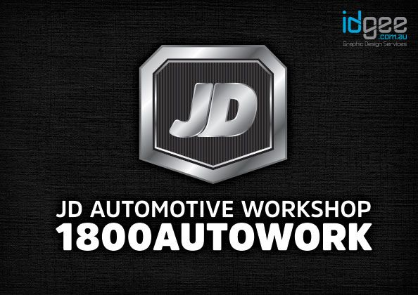 JD Automotive is a family owned mechanic and detailing business based in Hallam, South East Melbourne. Designs included logo design, business card design.