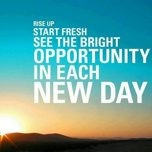 Wake up and shake off yesterday's dust and run out the door to a new opportunity.... God has something wonderful prepared for you.  Come work with us now... We are hiring so contact me if you or someone you know would like to find out about the current open positions.  We offer Financing for Residential Mortgages and Investment properties.  #faith #love #desire #followme #friends #workfromhome #networkmarketing #belief #onlinemarketing #wealth #motivation #followforfollow #homebusiness…