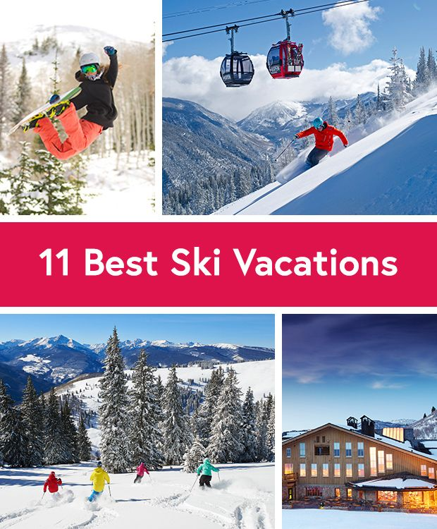 The Best Late-Winter Ski and Snowboard Resorts!