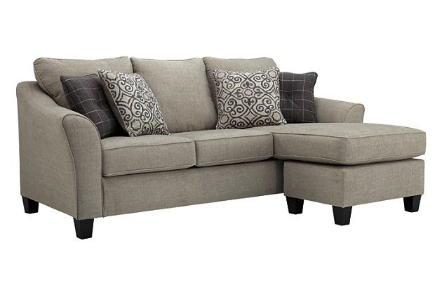 Kestrel Queen Sofa Chaise Sleeper Ashley Furniture Homestore In 2021 Chaise Sofa Sofa Furniture