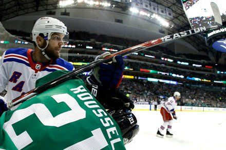 Rangers Trade Rick Nash to the Boston Bruins