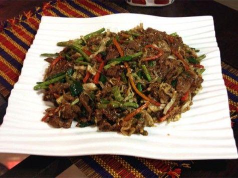 beef chop suey recipe