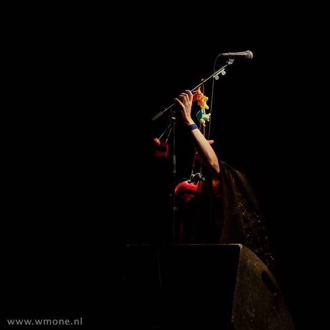 Gabby Young  by Wouter Moné