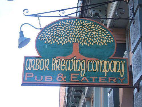 Arbor Brewing Company, Ann Arbor MI