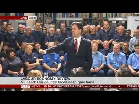 Ed Miliband speech on major regional devolution