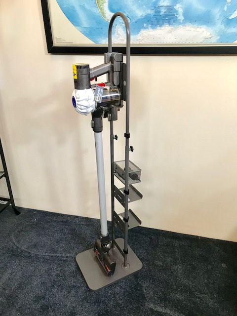 Freestanding Dyson Cordless Handheld Vacuum Cleaner Stand