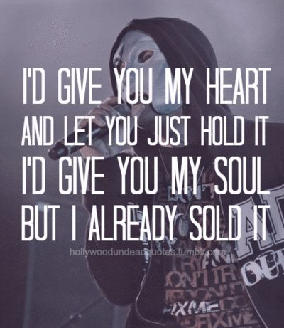 hollywood undead quotes - Google Search