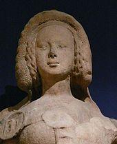 Kateřina Lucemburská, dcera Karla IV. římského císaře, českého, římsko-německého, italského a burgundského krále, hraběte lucemburského a markraběte moravského, manželka Oty V. Bavorského, vévody bavorského