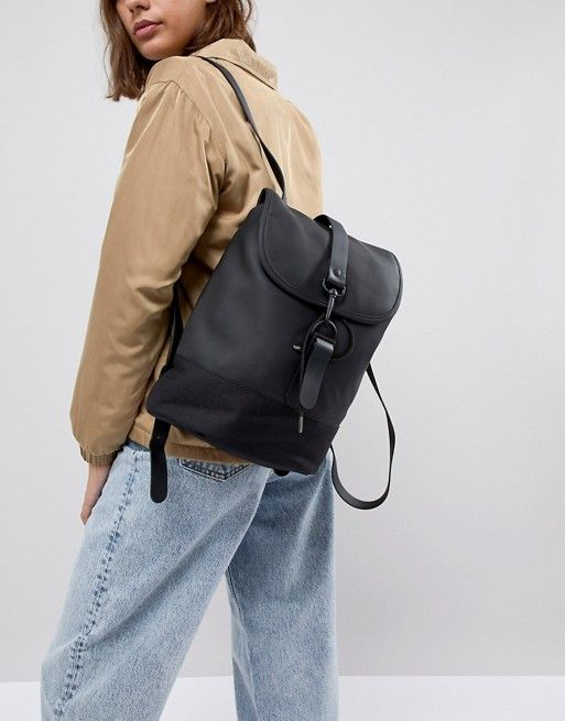 58327367e Rains drawstring backpack | Fashion Inspirations | Drawstring ...