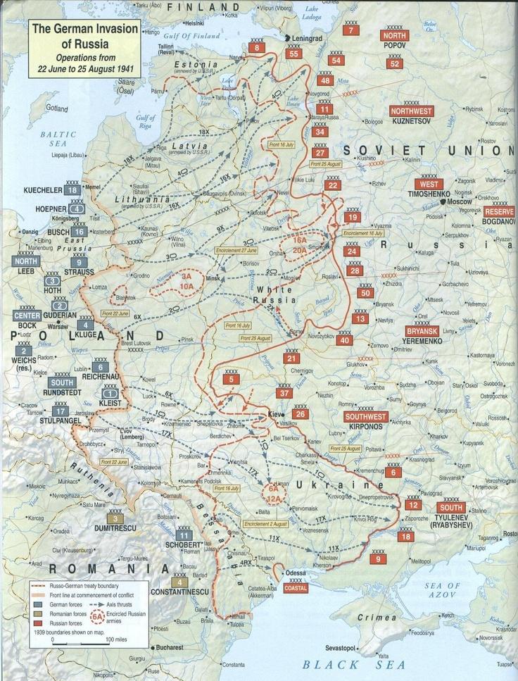 E3 Barbarossa ~Repinned Via Clive Anstey