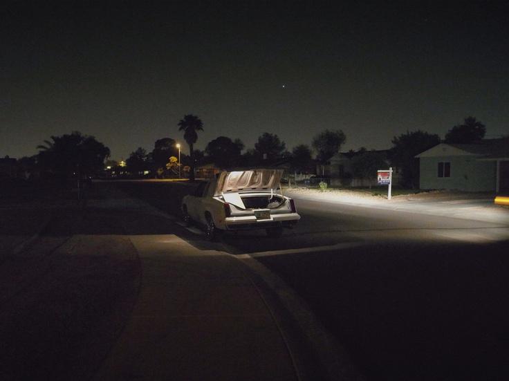 "Saatchi Online Artist: Robert Bender; Digital, Photography ""car3"""