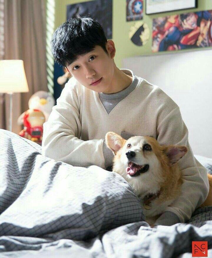 Han Woo Tak #JungHaeIn