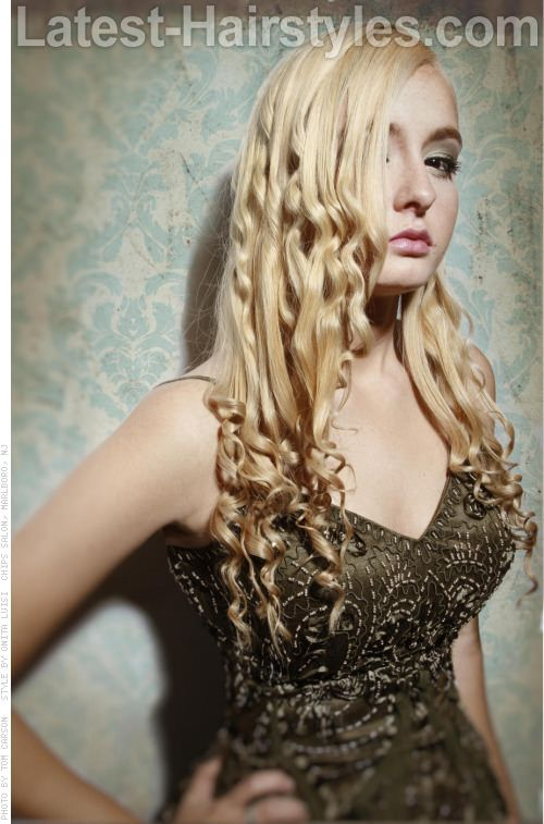 Easy Homecoming Hairstyles For Straight Hair : Best 20 cute prom hairstyles ideas on pinterest hair styles for