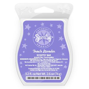 Pure, herbal fragrance of wild lavender from the hills of France.