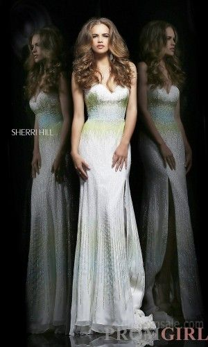 what do you think about Sherri Hill 8536 Sweetheart Prom Dresses from online shop