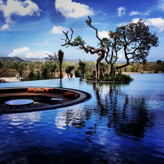 Rimba Jimbaran Bali, can't wait to be here tomorrow - perfect way to end an amazing holiday.
