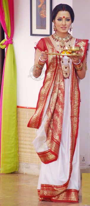 Bengali Sarii Styles