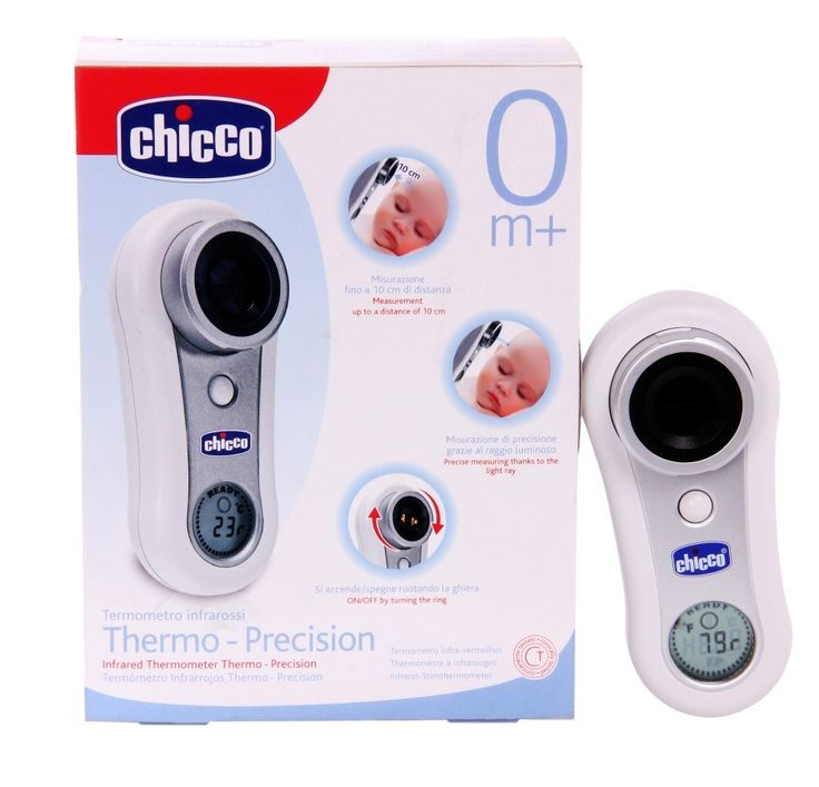 Chicco Thermo Precision Infrared Thermometer Buy Online at Best Price in India: BigChemist.com