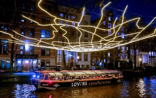 Book A Tour Tickets For Amsterdam Light Festival