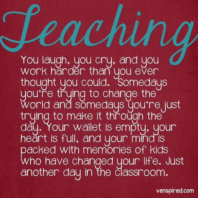 This is why I want to be a teacher :)