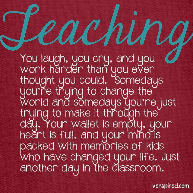 Teaching by Krissy.Venosdale, via Flickr